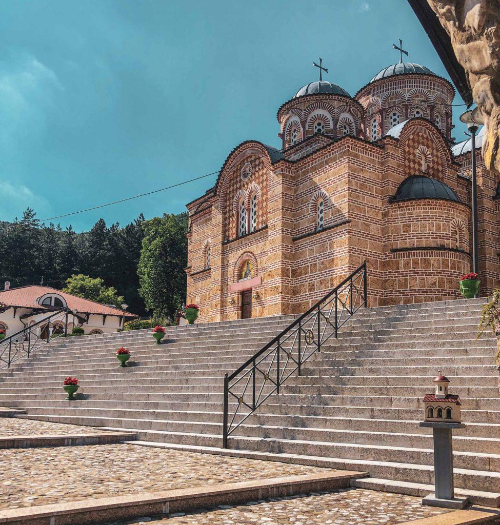 manastir ćelije