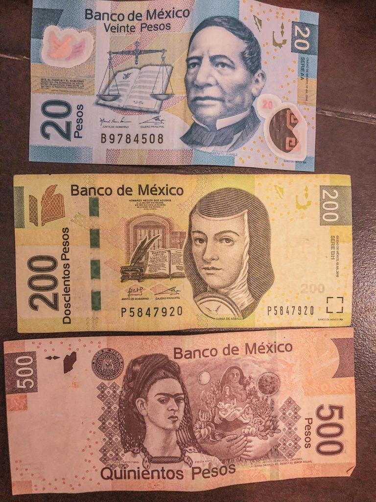 meksički novac